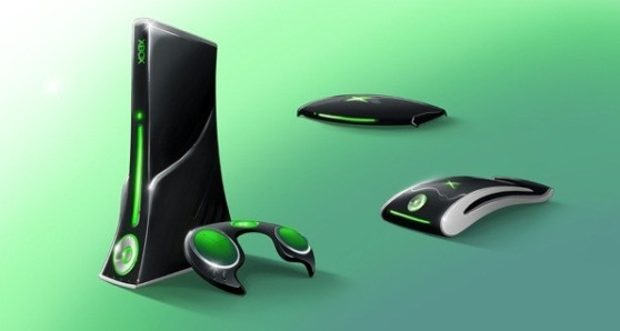 Xbox 720 concept number 4