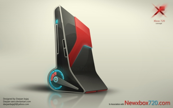 Xbox 720 concept number 5